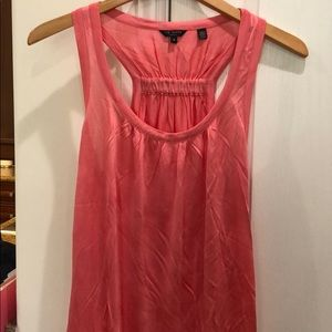 Pink silky Ted Baker tank - brand new